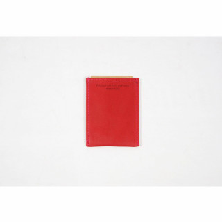 JL Fourès Baroudeuse Porte Cartes Anti RFID Pivoine