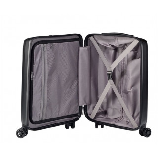 Jump Toledo 2.0 Valise Cabine Compartiment Business Trolley 4 Roues Noire