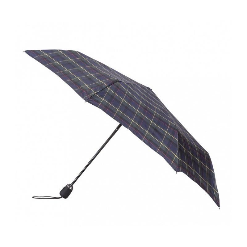 Parapluie Piganiol Pliant Automatique Gentleman Ecossais