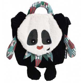 Les Deglingos Sac à Doudou Cartable Rototos Le Panda