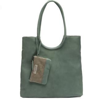 Biba Lynn Sac Shopping Verde