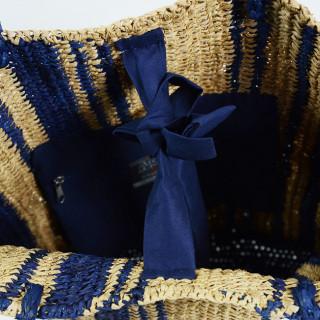 L'Atelier du Crochet Sac Cabas Vertiga ouvert