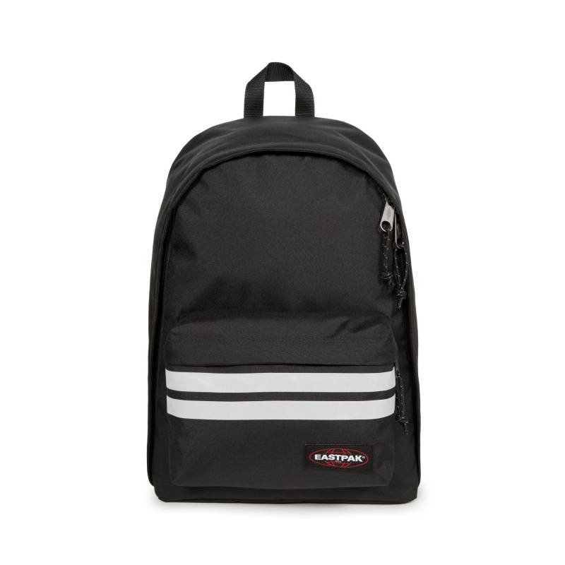 """Eastpak Out Of Office Sac à Dos PC 15"""" 26Y Reflective Black"""