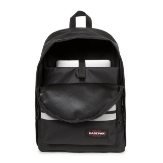 """Eastpak Out Of Office Sac à Dos PC 15"""" 26Y Reflective Black ouvert"""
