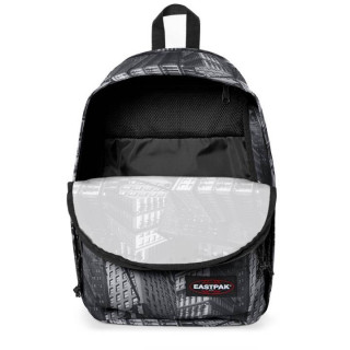 "Eastpak Out Of Office Sac à Dos PC 15"" 71y Chroblack ouvert"