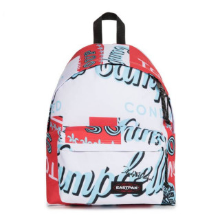 Eastpak Padded Sac à Dos Pack'R 76y Andy Warhol Tomato