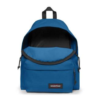 Eastpak Padded Sac à Dos Pack'R 04x Urban Blue ouvert