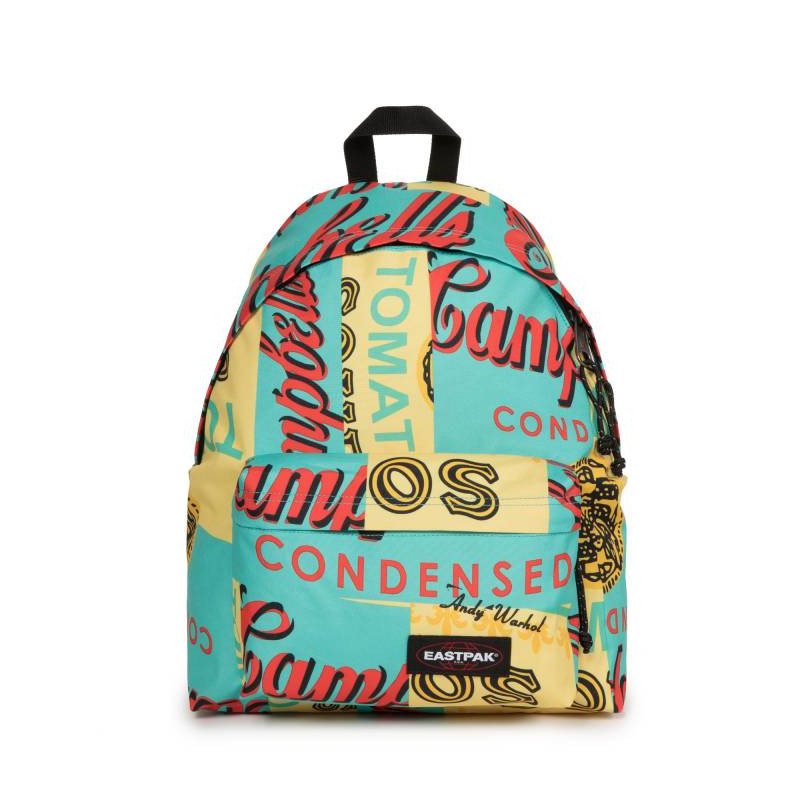 Eastpak Padded Sac à Dos Pack'R 76y Andy Warhol Mint