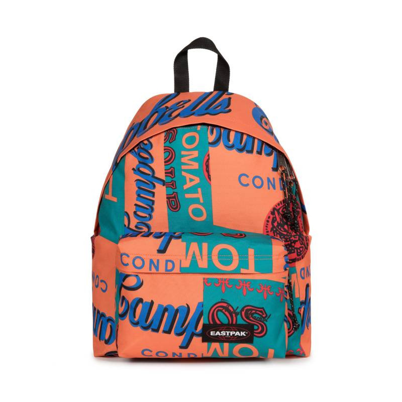 Eastpak Padded Sac à Dos Pack'R 74y Andy Warhol Carrot