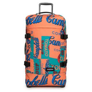 Eastpak Tranverz L (TSA) Sac de Voyage 74y Andy Warhol Carrot