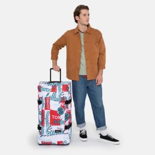 Eastpak Tranverz L (TSA) Sac de Voyage 76y Andy Warhol Tomato poeté
