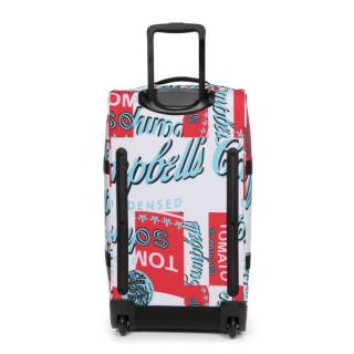 Eastpak Tranverz M TSA Sac de Voyage 76y Andy Warhol Tomato