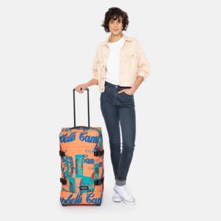 Eastpak Tranverz M TSA Sac de Voyage 74y Andy Warhol Carrot
