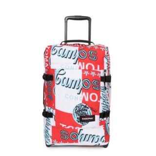 Eastpak Tranverz S TSA Sac de Voyage 76y Andy Warhol Tomato