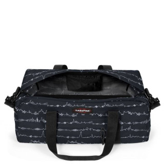 Eastpak Station + Sac Polochon 59x Beat Black ouvert