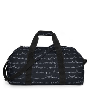 Eastpak Station + Sac Polochon 59x Beat Black dos