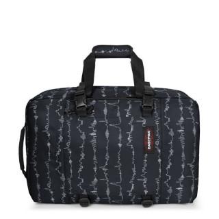 Eastpak Tranzpack Sac A Dos Business et Bagage Cabine 59x Beat Black 6