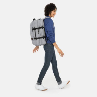 Eastpak Tranzpack Sac A Dos Business et Bagage Cabine 363 Sunday Grey dos