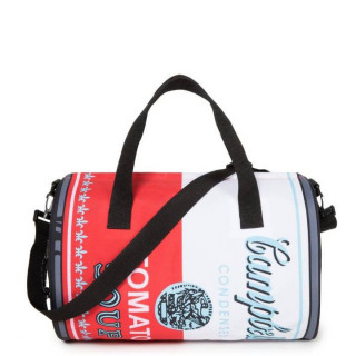 Eastpak Duffel Can Sac week End et Sac de Sport Andy Warhol Tomato Placed dos
