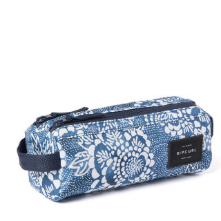 Rip Curl Coastalview Trousse Double Compartiment Navy