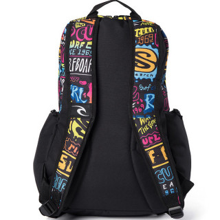 RIP CURL Cover Up Sac à dos Triple Compartiment Trischool Multico