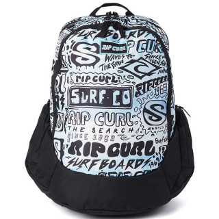 RIP CURL Cover Up Sac à dos Triple Compartiment Trischool Blue