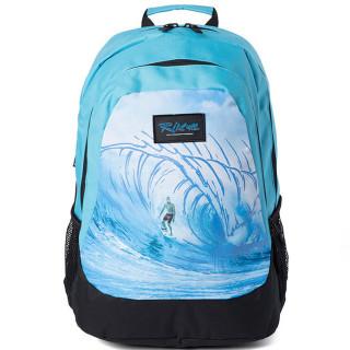 Rip Curl Glow Wave Proschool Sac à Dos 2 compartiments Blue