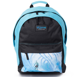 Rip Curl Glow Wave Double Dome Sac à Dos Blue
