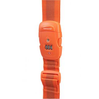 Samsonite Accessoires Voyage Sangle Code TSA Orange
