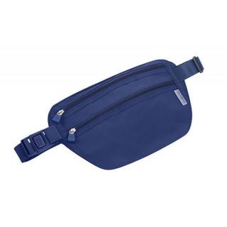 Samsonite Accessoires Voyage Pochette Sécurité Ventrale Bleu