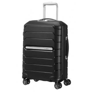 Samsonite Flux 55 cm Valise Cabine Trolley Black