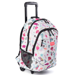 Rip Curl Summer Time Sac à roulettes White