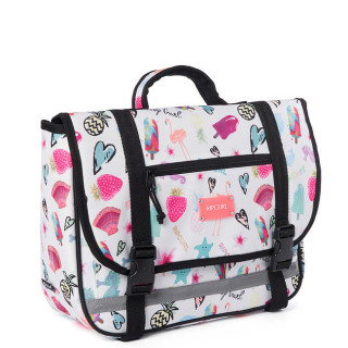 Rip Curl Summer Time Small Cartable 35cm White