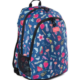 Rip Curl Summer Time Proschool Sac à Dos 2 compartiments Purple