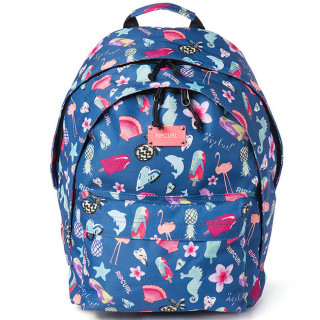 Rip Curl Summer Time Double Dome Sac à Dos Purple