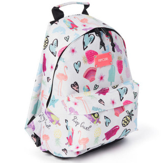Rip Curl Summer Time Sac à Dos Mini Dome White