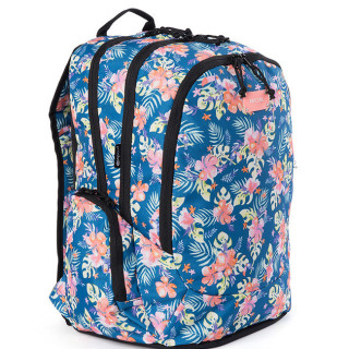 Rip Curl Toucan Flora Trischool Sac à Dos 3 Compartiments Navy