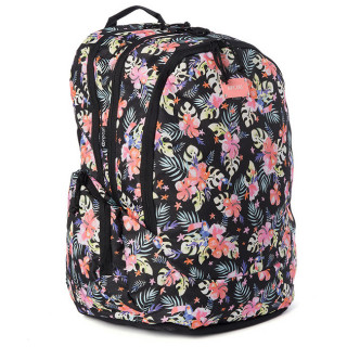 Rip Curl Toucan Flora Trischool Sac à Dos 3 Compartiments Black