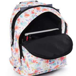 Rip Curl Toucan Flora Double Dome Sac à Dos White