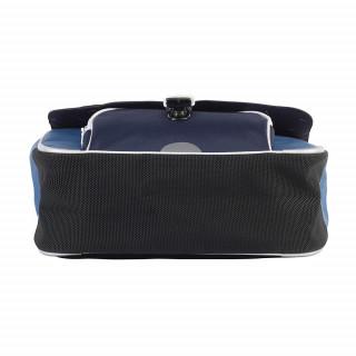 Tann's Bleu de Prusse Cartable 35cm Bleu sous