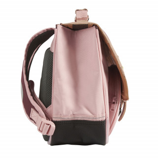 Tann's Palermo Street Cartable 35cm Bordeaux Rose