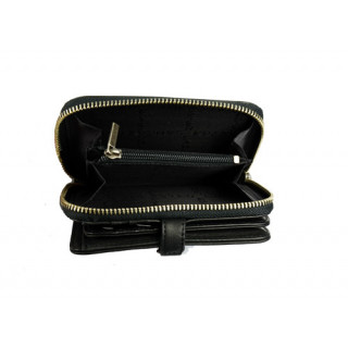 Lancaster Soft Vintage Nova Portefeuille 120-60-Noir4