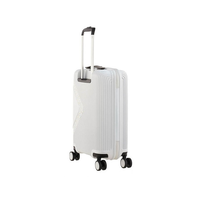 American Tourister Modern Dream 55 cm Valise Cabine Trolley 4 Roues Stardust