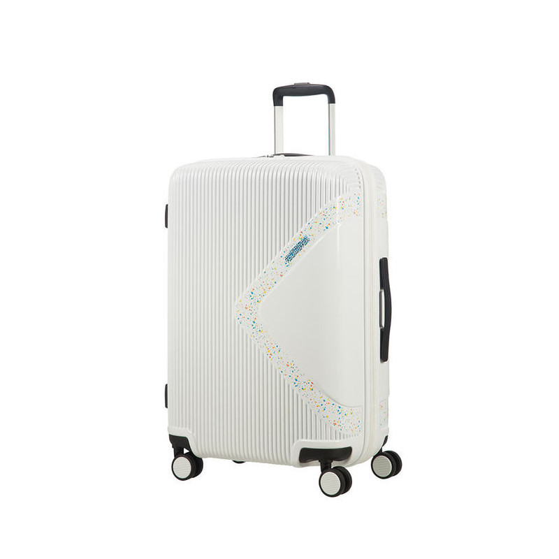 American Tourister Modern Dream 69 cm Valise Extensible Trolley 4 Roues Stardust