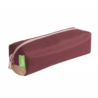 Tann's Palermo Trousse simple Bordeaux Rose