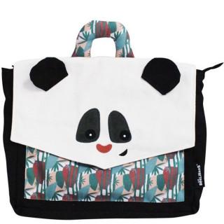 Les Deglingos Cartable 34cm Rototos Le Panda