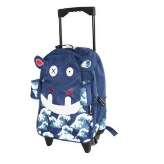 Les Deglingos Sac à Dos Trolley Hippipos L'Hippo