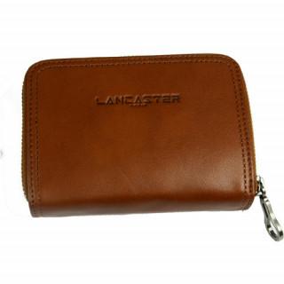 Lancaster Soft Vintage Nova Portefeuille 120-60-Camel dos