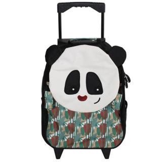 Les Deglingos Sac à Roulettes et Bagage Rototos le Panda