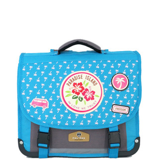 Pol Fox Cartable 35cm Paradise Island